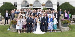 Wedding Photography for Gosfield Hall in Essex