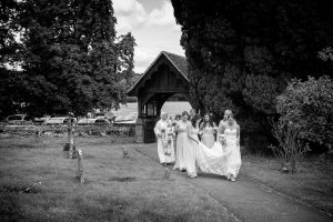 Wedding Photography at Gosfield Hall in Essex.