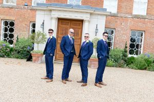 Wedding Photography at Braxted Park in Essex.