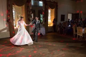Wedding Photography at Hintlesham Hall in Suffolk.