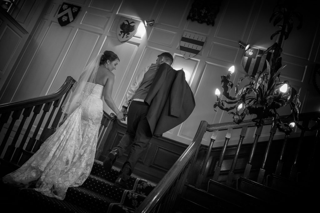Wedding Photography at Gosfield Hall wedding venue in Essex