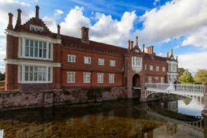Wedding Photography for Helmingham Hall in Suffolk